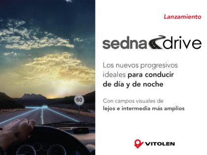 Nuevo multifocal Sedna Drive