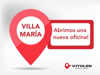 Nueva oficina en Villa María